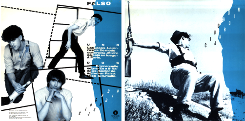 Ciudad Jardin Falso 1981