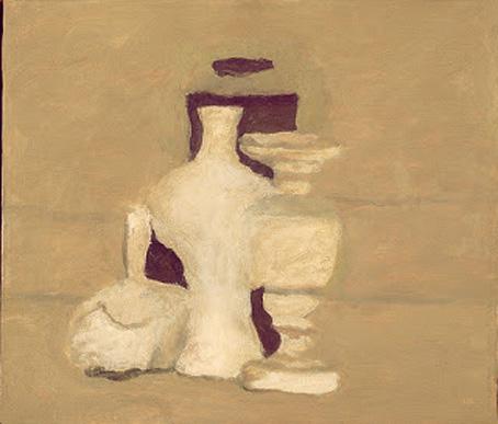 Naturaleza muerta, 1963. Óleo s/tela 30 x 35 cm. Bolonia, Colección privada