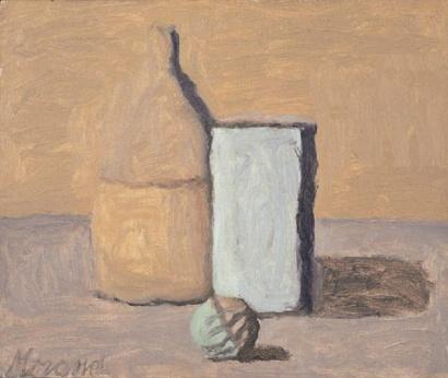 Naturaleza muerta, 1964 Óleo s/tela  Bolonia, colección privada
