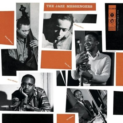 Art Blakey and the Jazz Messengers 1956. Columbia Records