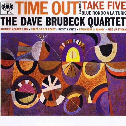 The Dave Brubeck Quartet Time Out 1959. Columbia Records