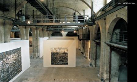 CAPC Museo de Arte Contemporáneo de Burdeos, 1990
