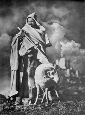 Un pastor en Calatañazor (1957)