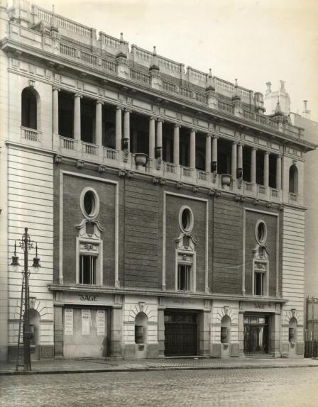 El Palacio de la Música