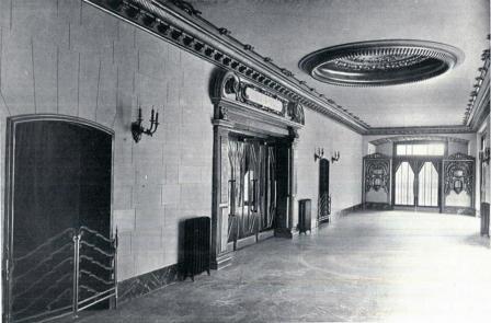 Hall Anfiteatro 1