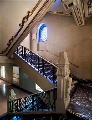 Escaleras acceso Anfiteatro 1 (2008) Foto Angel Baltanás