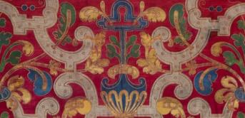 Algodón textil impreso, principios Siglo XX