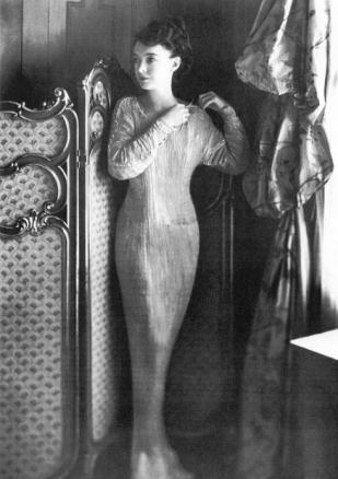 La actriz Lillian Gish, s. 1910