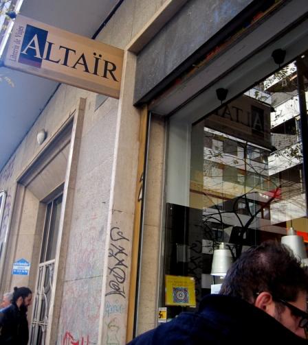 Librería de viajes Altair