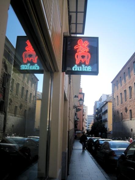 Calle Conde Duque