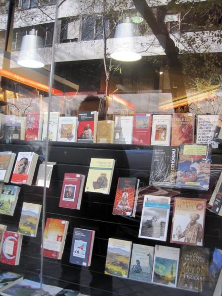 Librería de viajes Altair en Argüelles