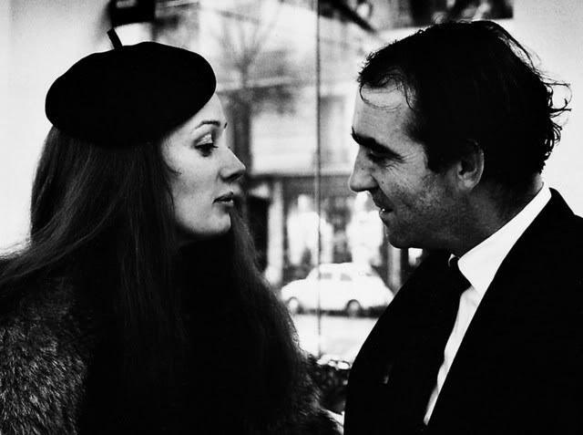 Niki de St Phalle con Jean Tinguely