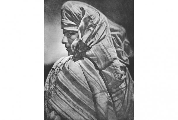 Ortiz Echagüe. Moro del Rif 2, 1909