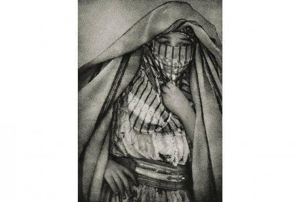 Ortiz Echagüe Rifeña 2, 1910