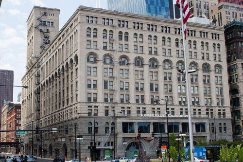 Auditorium Building 1889 Chicago