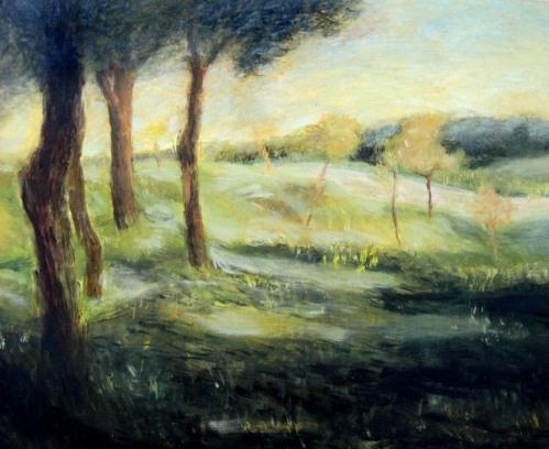 11. 38 x 46 cm (Óleo s/lienzo)