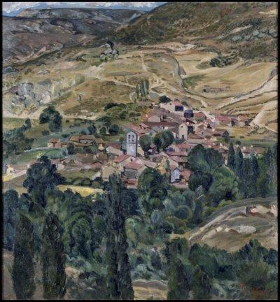 1924 Benjamin Palencia