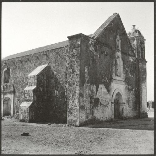Juan Rulfo, Iglesia de Cotzocón (1956)