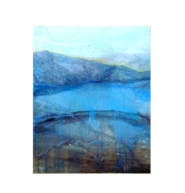 Montaña y agua